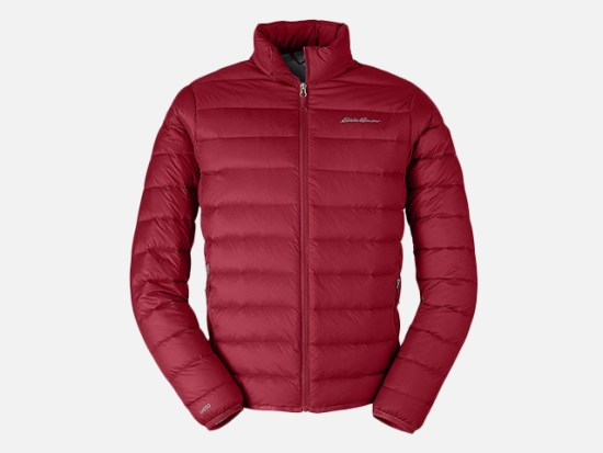 Eddie Bauer Men's CirrusLite Down Jacket.