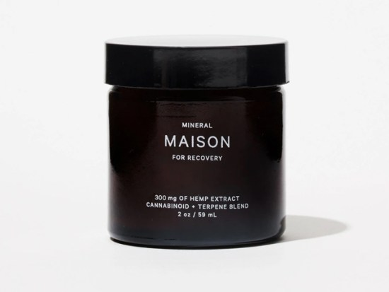 Maison for Recovery Body Balm.