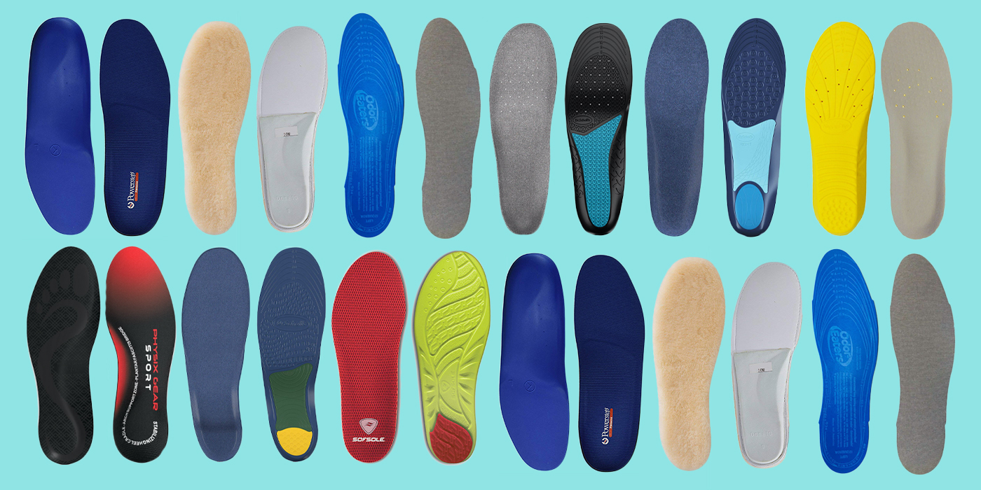 Best Shoe Insoles for All-Day Comfort