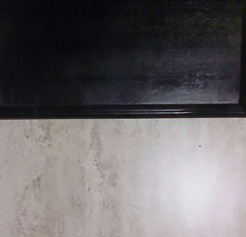 cabinet and tile together