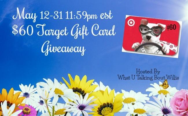 May Target Giveaway