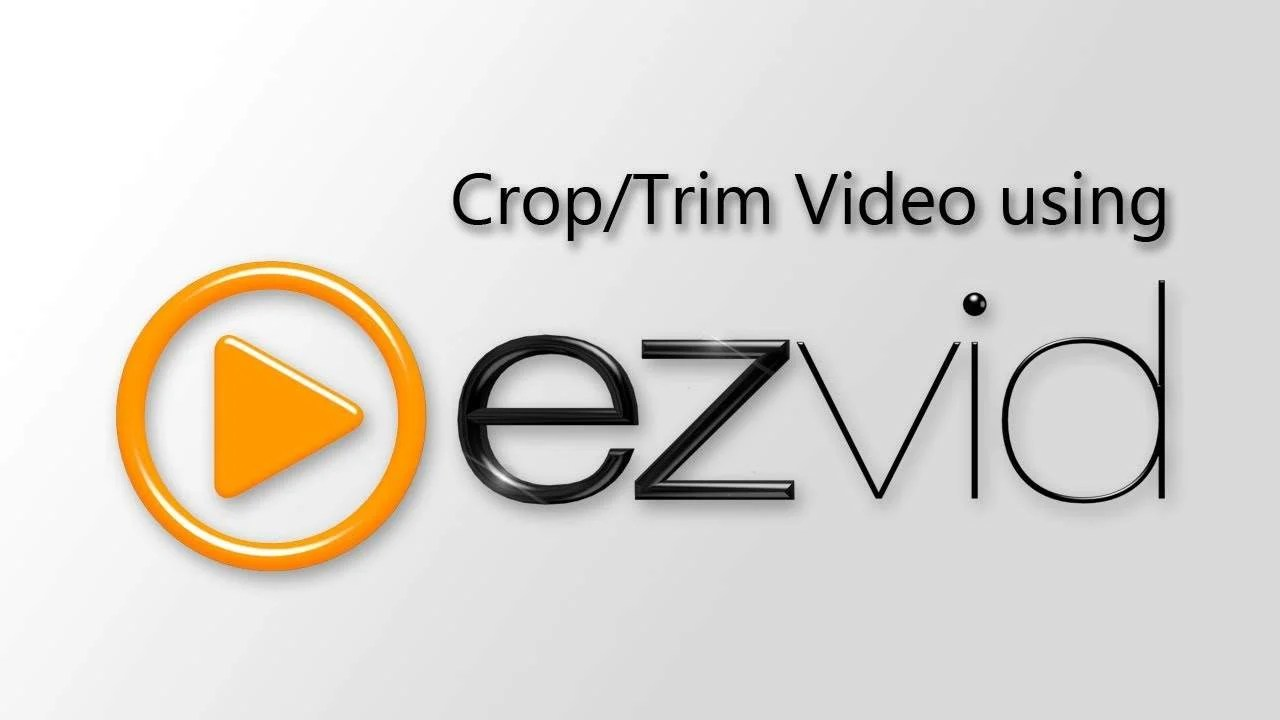 ezvid free screen recorder