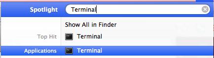 terminal-search