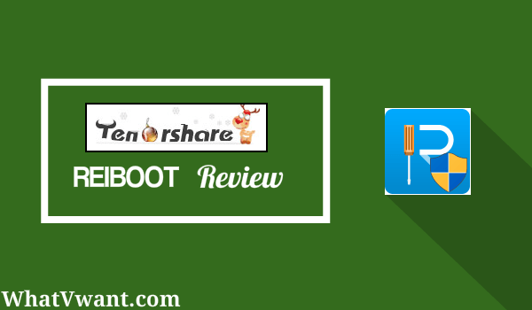 ReiBoot review