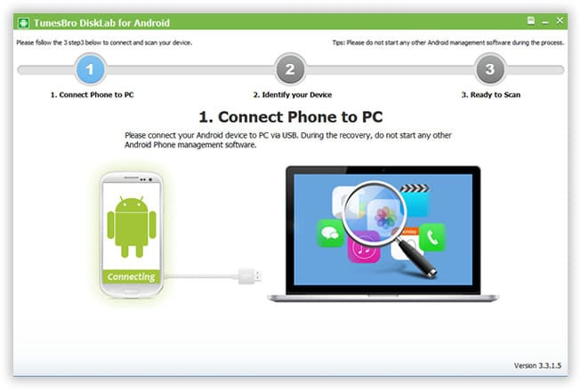 How to Recover Lost Data on Android Devices: 3 Ways? 1