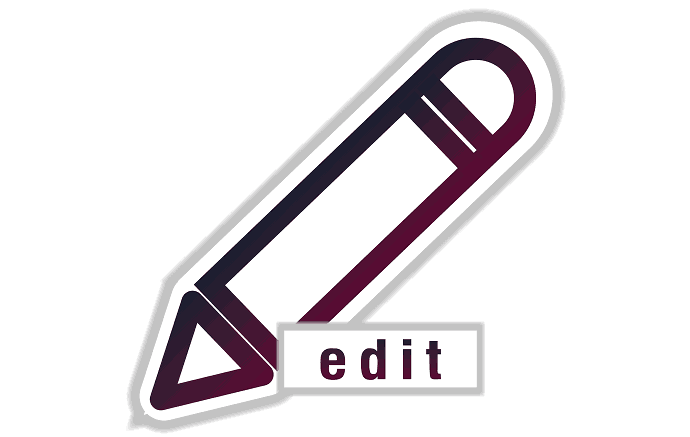 Editing on the web