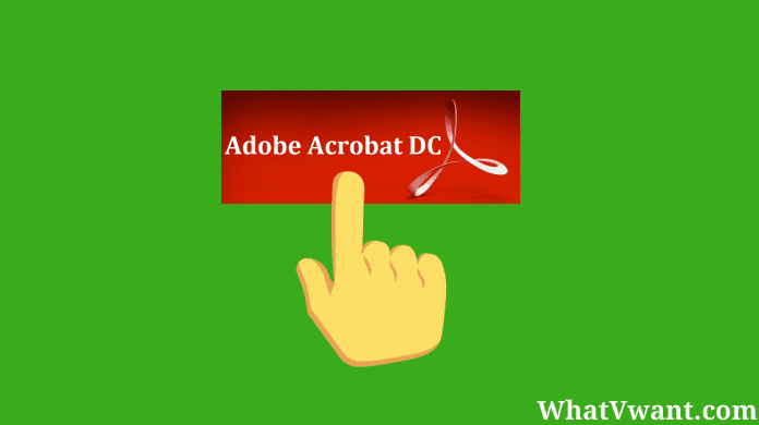 what is adobe acrobat dc