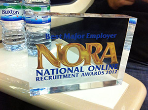 Nora award photo