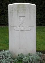 Headstone for Arthur Cyril Doo