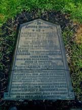 Ambrose Anderson's Gravestone
