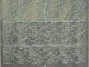 Memorial Panel for Harold Henry George Dawks