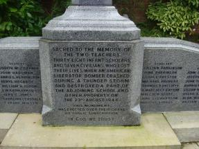Freckleton Memorial