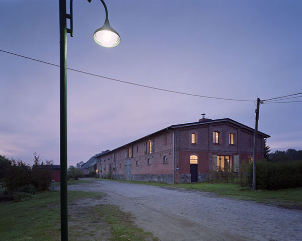 Barn Conversion by Thomas Kröger Architekt