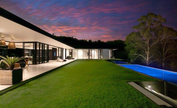 Doonan Glass House, Noosa/Australia