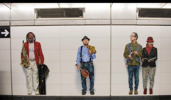 The Art of the Second Avenue Subway