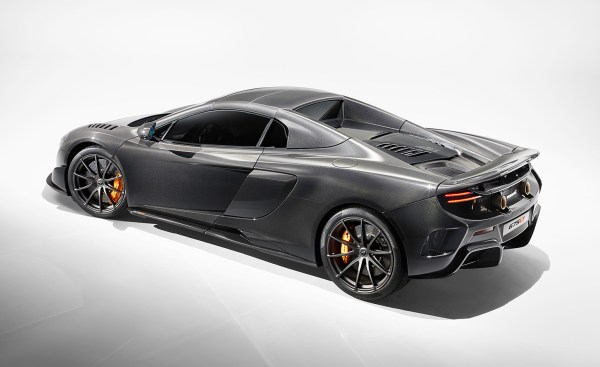 Black Magic: the limited 675LT