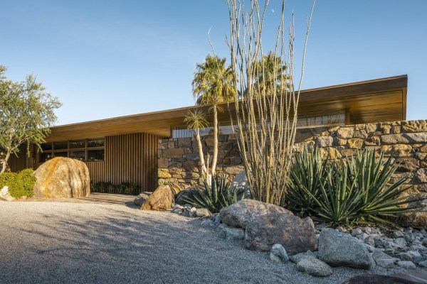 The Edris House, Palm Springs