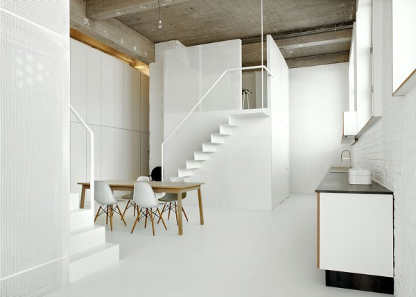 Loft FOR, Brussels