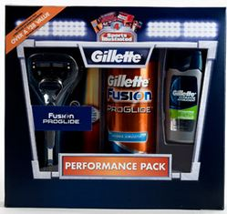 Gillette Holiday Gift Pack