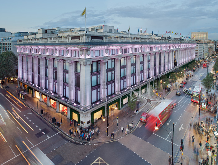 SELFRIDGES Oxford Street store exterior - image 2 - Andrew Meredith