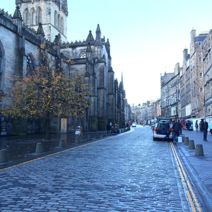 Edinburgh streetssm