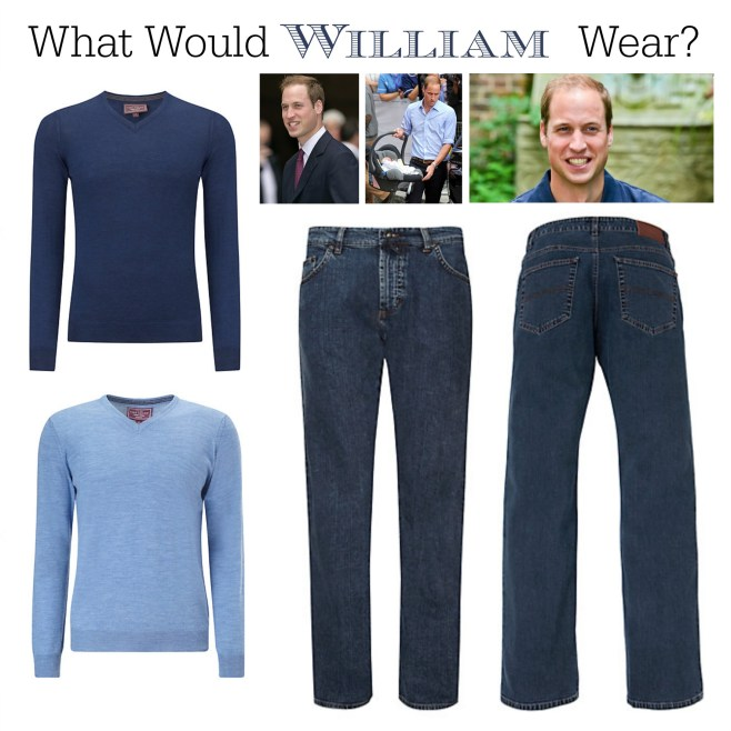 What Would William Wear