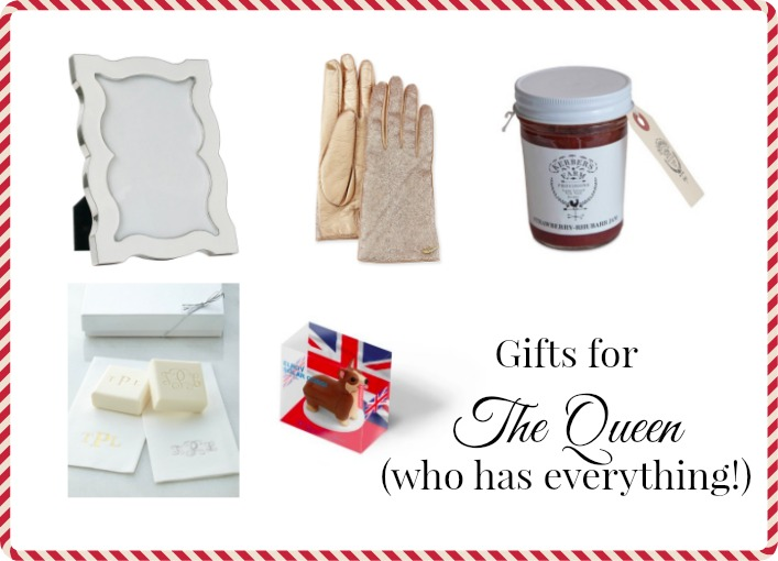 Gifts for the Queen
