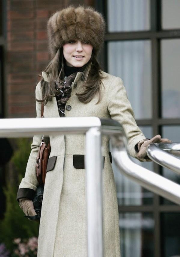 kate middleton cheltenham march 17 2006
