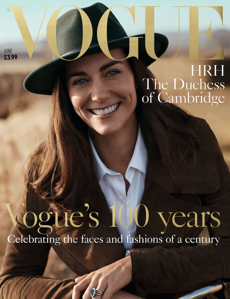 Vogue Jun16 Centenary Cover