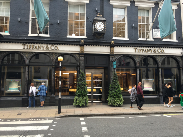 Bond Street Tiffany