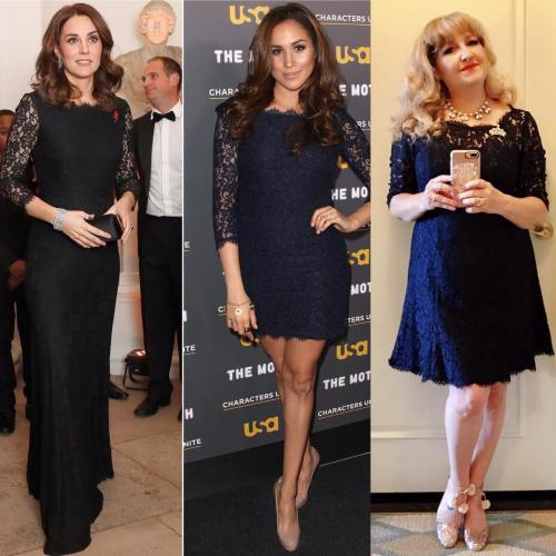 Teri Wilson Kate Middleton Meghan Markle