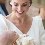 Kate Middleton Prince Louis Christening
