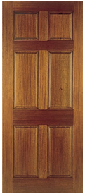 Browse External Hardwood Unglazed Exterior Door Range