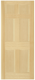 Browse Pine Raised Panel Doors
