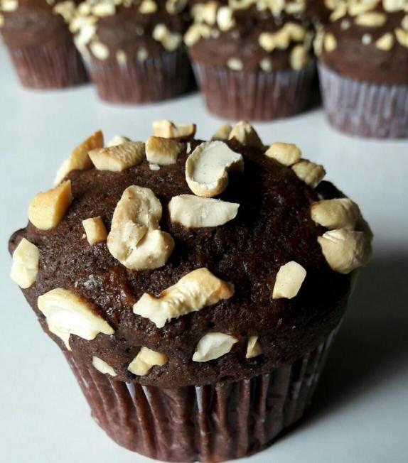 chocolate muffins 2