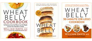 Wheat Belly Books By Dr. William Davis