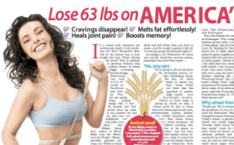 Wheat Belly In Woman's World