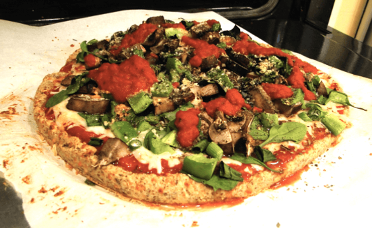 Wheat Belly Recipe Classic Pizza