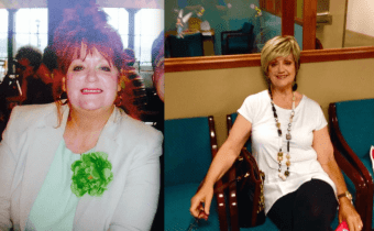 Kay relieved from the agony of weight loss