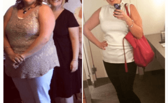 Jenny reverses fatty liver, skin rashes, joint pain . . . and loses 65 pounds