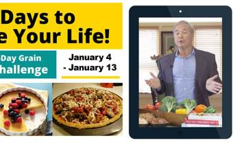 Get ready for a New Year's challenge that will change your life forever.