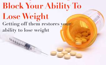 Prescription Drugs That Block Your Ability To Lose Weight