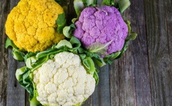 Who needs rice when you have cauliflower?