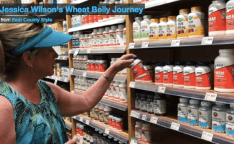 Jessica's fabulous Wheat Belly experience