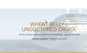 Sign up for the Wheat Belly/Undoctored Caribbean Cruise!