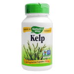 Nature's Way Kelp (iodine)