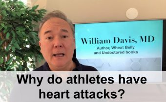 Why do athletes have heart attacks?