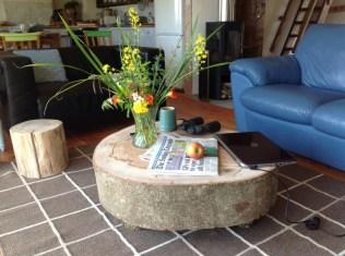 balebarn eco lodge coffee table