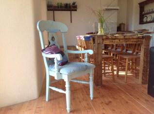 Balebarn lodge upcycled chair