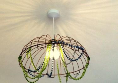 Bead light, Balebarn eco lodge
